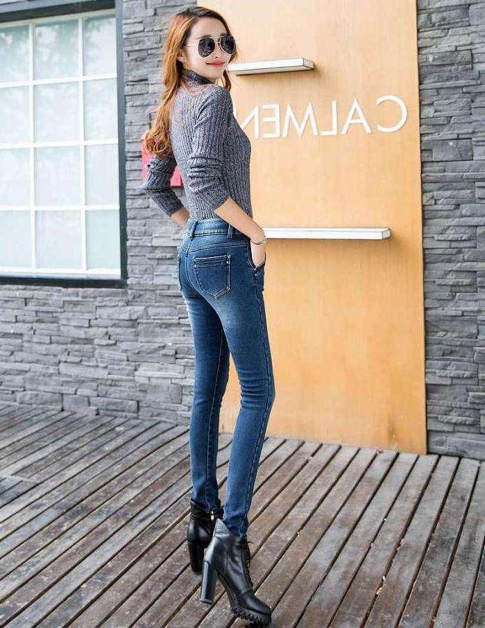 有一种紧身裤, 叫做时尚又百搭