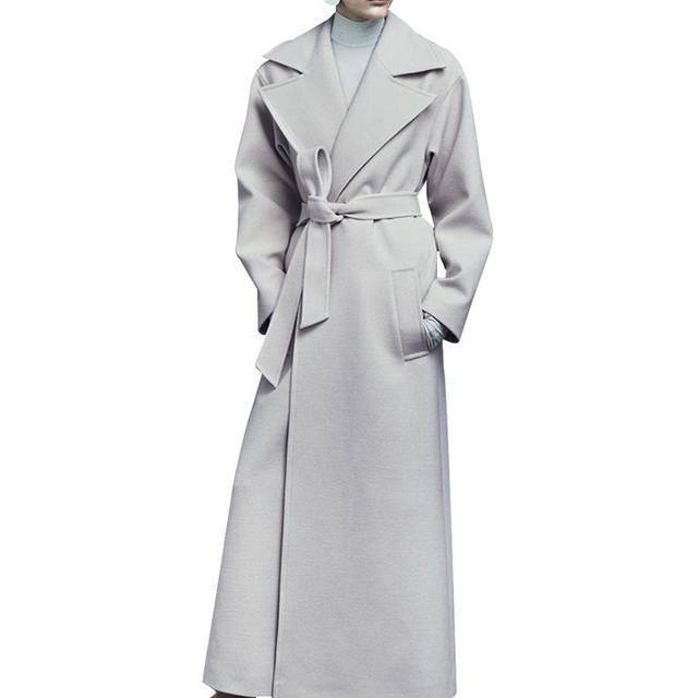 学明星穿大衣, 秋冬没它不够型 14