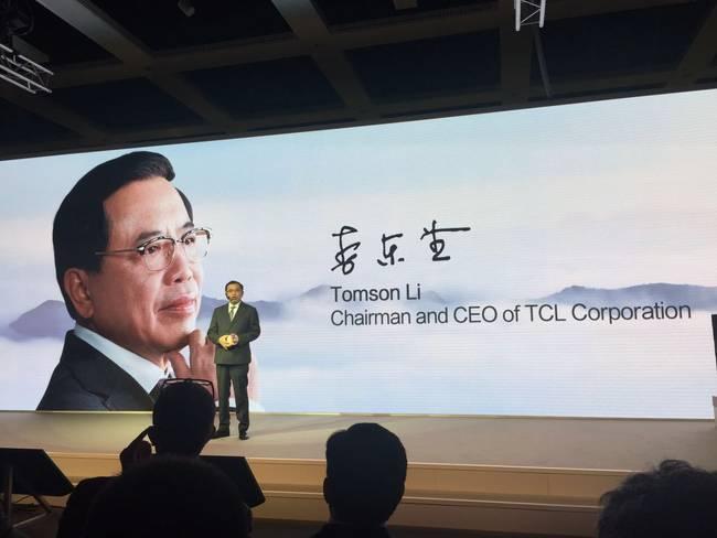 直击IFA: TCL拉百度推智能电视 2020年冲击欧洲彩电前三