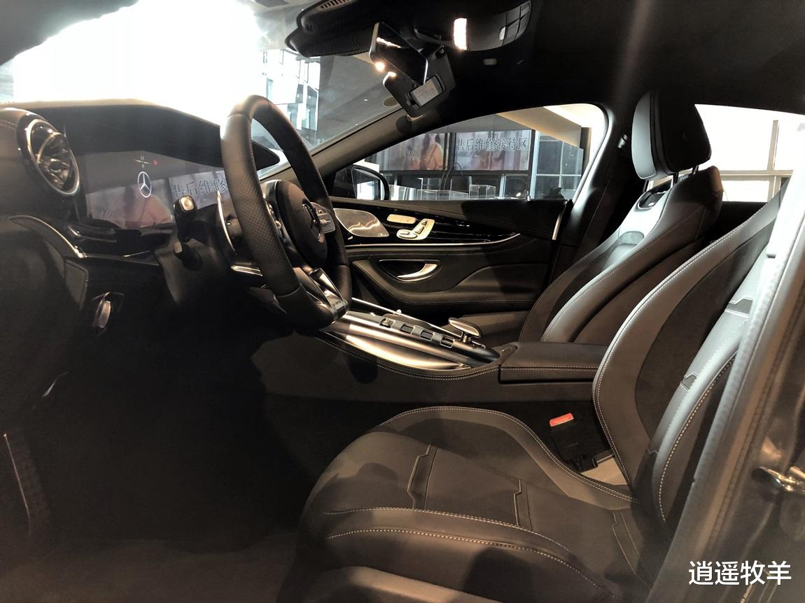 2019款奔馳AMG-GT50四門跑車: 它乃是梅賽德斯奔馳最騷氣的百萬級跑車-圖4