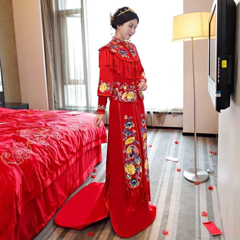 现如今最时尚的婚纱是这样的, 如果你的还没选好更应该看看这7款 5