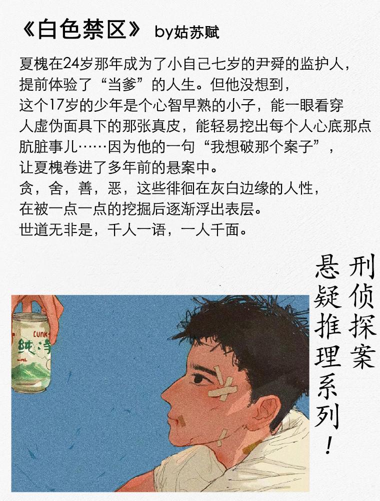 【純愛】5本懸疑破案bl文, 強強聯手, 沒有相遇, 就不會有開始......-圖1