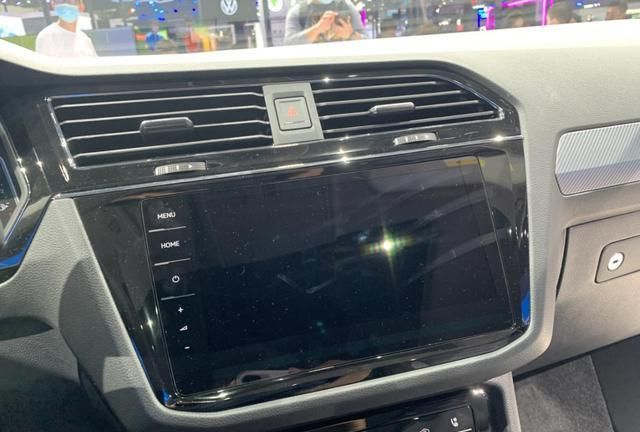 大眾途觀X采用溜背設計, 車型定位於中型SUV, 搭載2.0T排量-圖8
