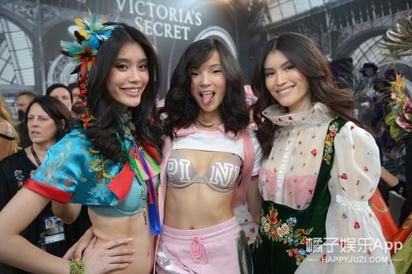 今年11月能在上海看维秘秀! 期待中国超模们的美颜盛世! 34
