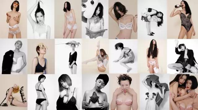 我们问了22个姑娘是否穿内衣, 结果……