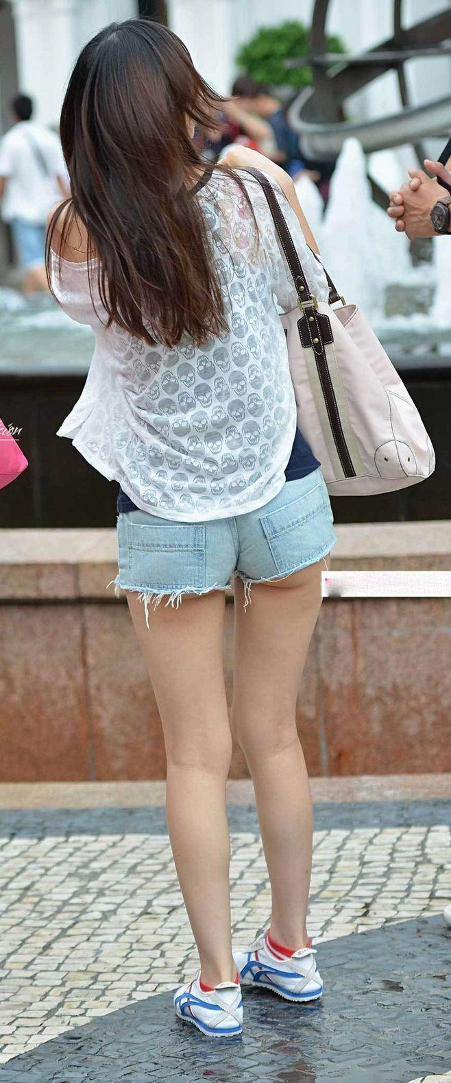 紧身裤个性巧妙, 美腻动人, 更有不同的味道 3