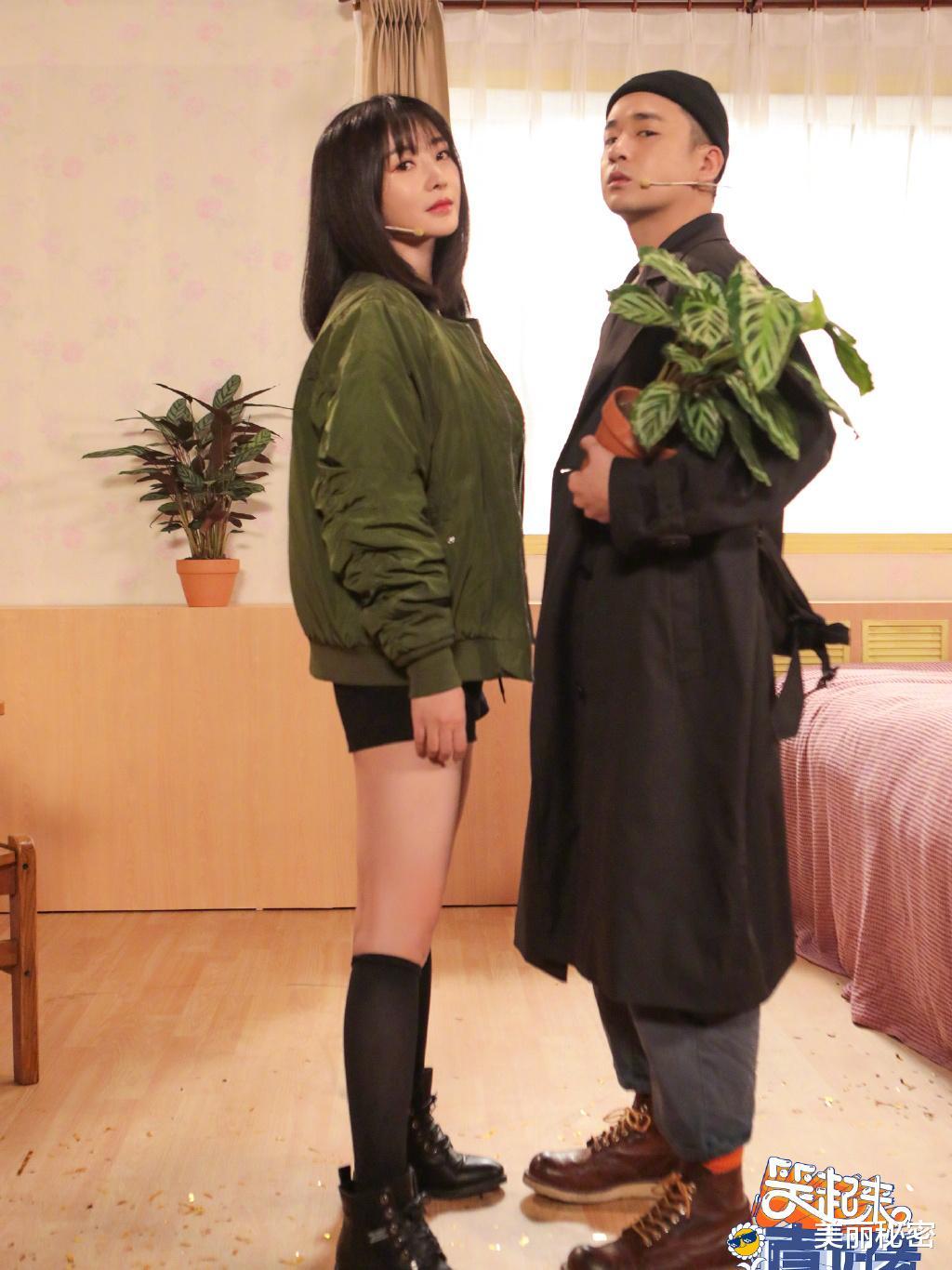 柳巖終於剪短發瞭, 波波頭配黑色西裝清純動人, 40歲美成00後-圖11