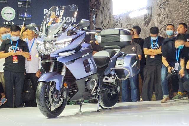 國產摩托集中爆發 2020年重慶摩博會 最具人氣的五款車型-圖3