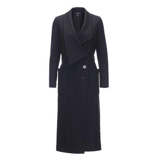 学明星穿大衣, 秋冬没它不够型 8