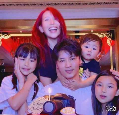 48歲蔡少芬素顏憔悴狀態差, 陪兒子玩耍被指像奶奶, 大齡生娃傷害大-圖5