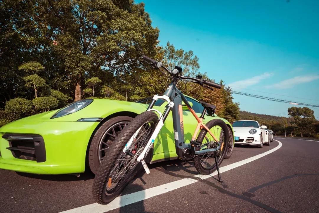 雅迪推出新款電踏車, 配備350W中置電機, 續航120km!-圖4
