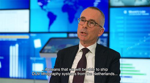ASML: 從荷蘭對華出口DUV光刻機無需美國許可-圖1