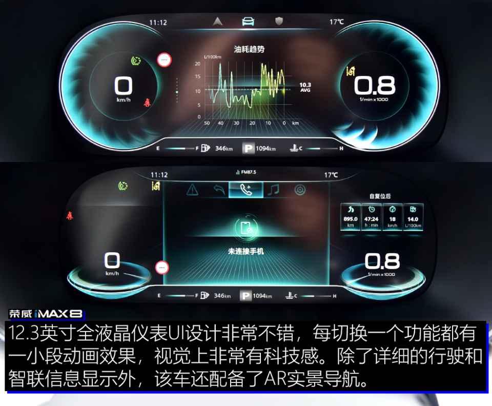 會魔法的MPV 體驗榮威iMAX8智聯和魔吧-圖8