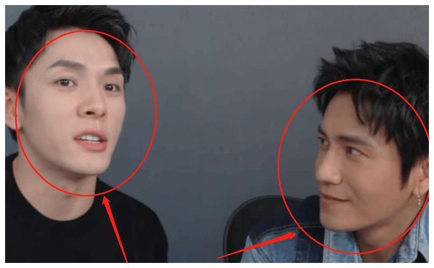 陳坤與李佳琦同框直播, 看清二人膚色對比後, 再也不羨慕冷白皮瞭-圖2
