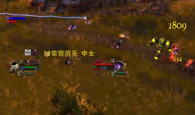 魔獸世界懷舊服: T3出來後, 這3個職業成為秒人機器, 戰場40殺!-圖2