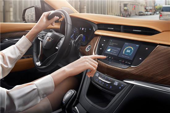 2021款凱迪拉克XT5、XT6全系輕混動車型上市-圖5