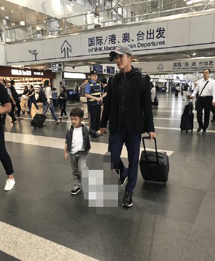 假的! 《爸爸去哪儿5》并未停播, 第二期机场照还有录制计划已流出