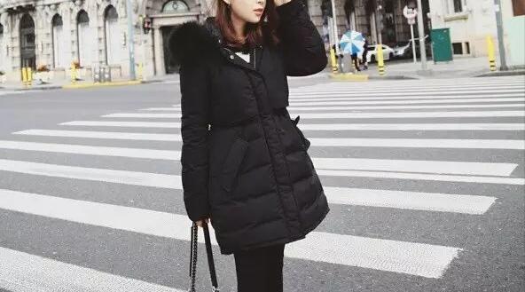 身材娇小不好搭衣? 快来围观时尚博主们是如何在冬季用毛衣凹造型的吧! 8