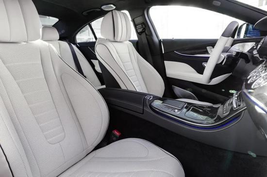 新一代梅賽德斯-奔馳CLS四門轎跑車全球首發-圖4