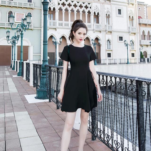 教你一个方法, 穿这些短款的高腰裙 13