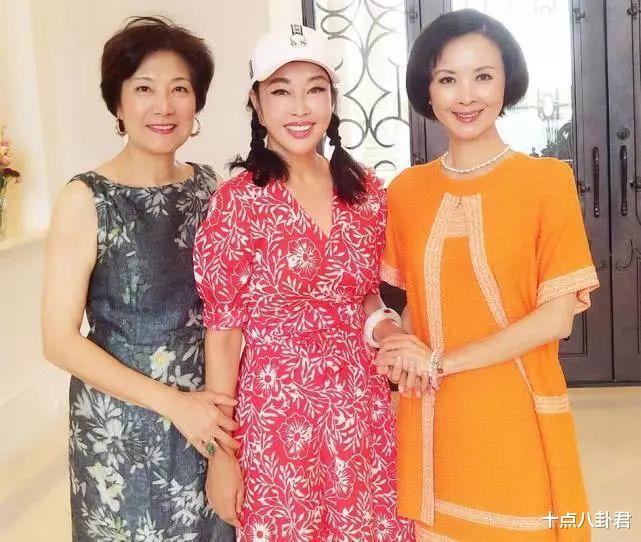 80年代女演員陳燁,出國留學嫁美國人,如今65歲怎麼樣瞭?-圖24