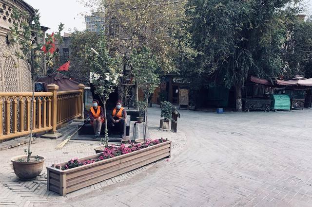 新疆喀什啟動一級響應 4鄉鎮升為高風險 外地遊客持核酸檢測陰性報告可離開-圖1