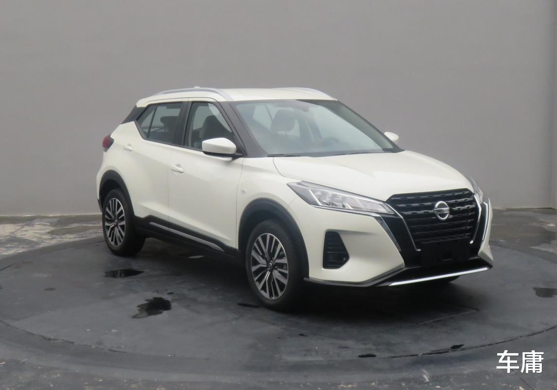 全新海外版造型, 東風日產新款小型SUV即將上市-圖1