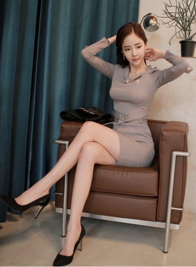 为什么穿上连衣裙这么有女人味? 看过这些你就知道了 3