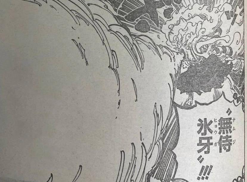 """海賊王1020話圖解: 凱多與大和""""對波"""", 束胸裝黑瑪利亞激鬥羅賓-圖1"""