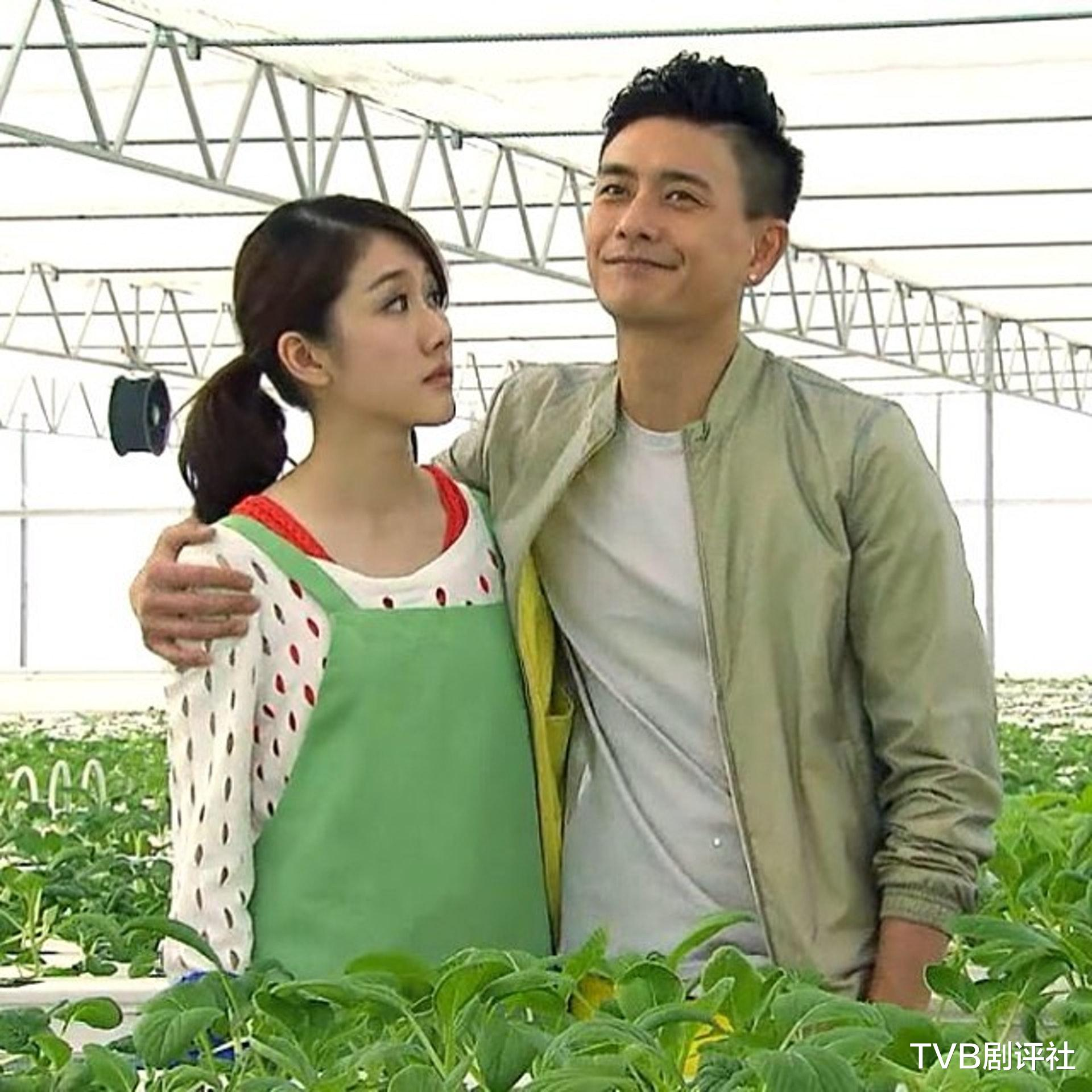 TVB力捧四小花做新劇女主角, 陳曉華僅入行兩年就擔正女一-圖9