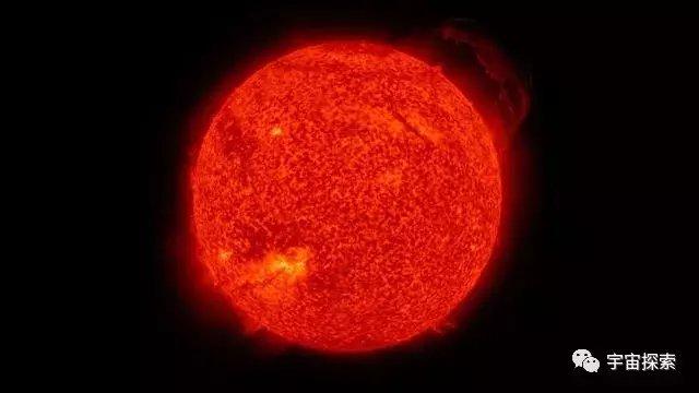 它在几分钟内释放出太阳万亿倍的能量, 足以杀死6千光年内的生命