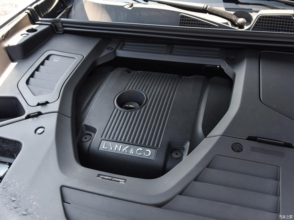 共推出3款車型 領克01全球版開啟預售-圖3