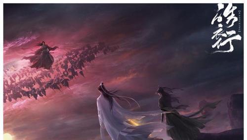 鵝酷大戰打響? 山河令有爆相, 羅雲熙陳飛宇的《皓衣行》提前播出-圖3