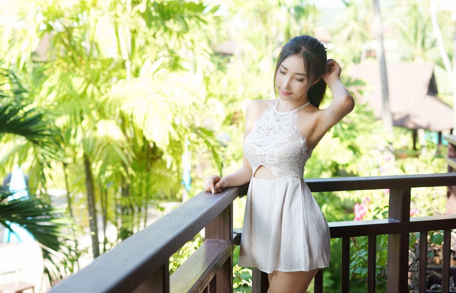 最美的瞬间, 连衣裙的美, 淡淡的优雅气息, 尽显高贵的气质 5