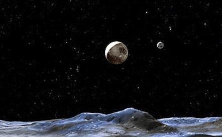 揭: 冥王星鲜为人知的七大秘密