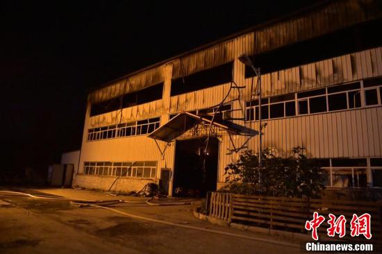 長春一物流倉庫發生火災 已致14人死亡12人重傷-圖4