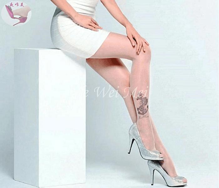 丝袜短裙高跟鞋内心的美丽燥动, 风情万种秀长腿 1