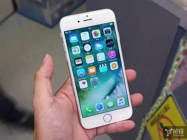 日本商家出售二手iPhone 6: 不到1400块