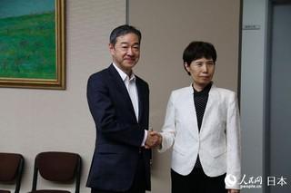中国商务部与日本经产省副部级定期磋商在日本举行