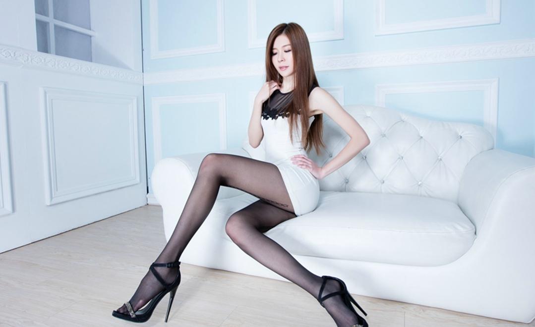 教你一个方法, 穿这些短款的高腰裙 9