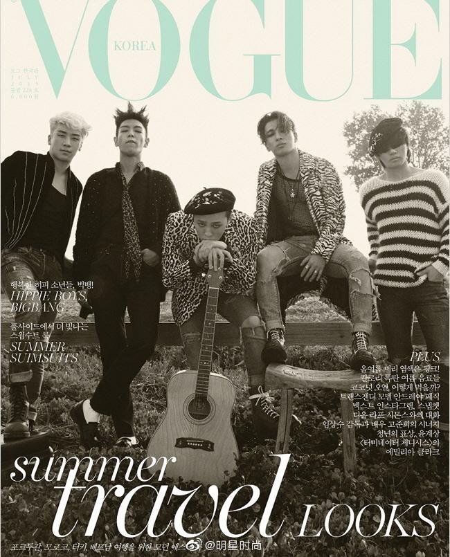 權志龍 登上VOGUE 韓版11月刊封面 , 這是屬於GD的「唯一無二」-圖9