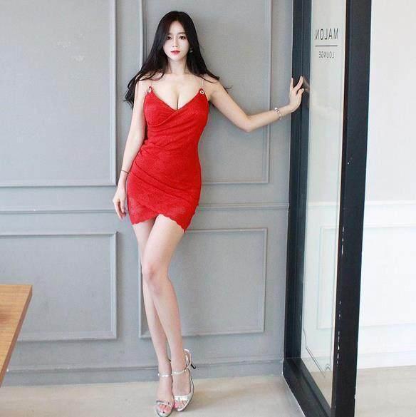 甜美婉约的短袖包臀裙, 楚楚动人, 上身气质又漂亮 3