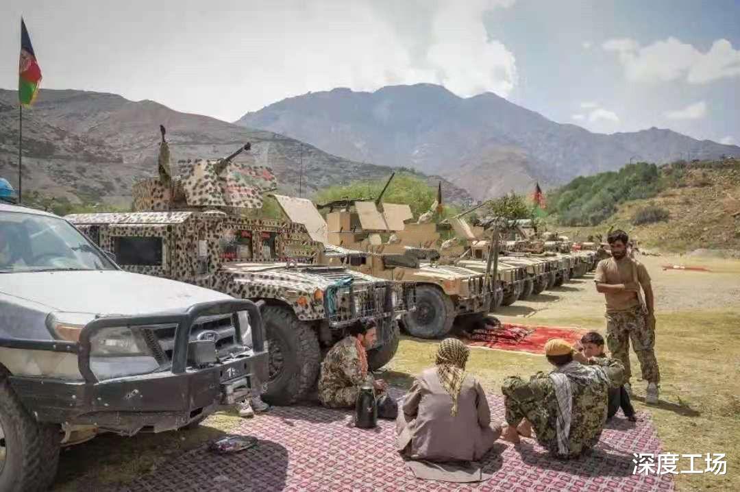 三戰三勝! 阿富汗軍隊再占一省, 要奪取美國空軍基地: 反攻喀佈爾-圖3