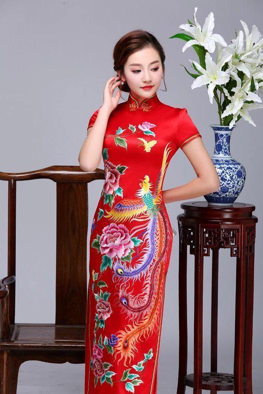 定制旗袍, 中国女人正在时尚! 2