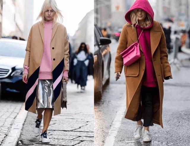 今年冬天穿这显贵的颜色, 保暖又时髦的大衣 22
