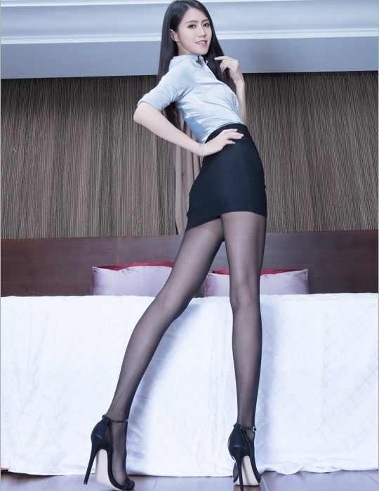 职业女性最爱的包臀裙和高跟鞋搭配原来是这样! 1