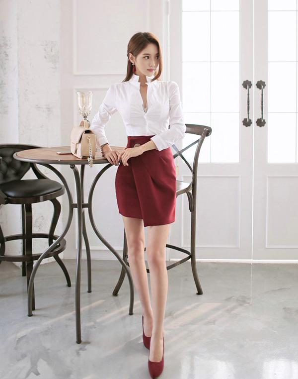 时尚短裙穿出美丽动人身姿, 让你过个舒适清凉 5
