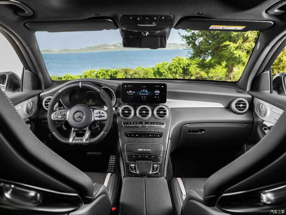 售96.58萬起 新款AMG GLC 63系列上市-圖6