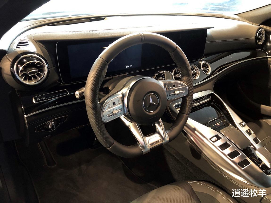 2019款奔馳AMG-GT50四門跑車: 它乃是梅賽德斯奔馳最騷氣的百萬級跑車-圖5