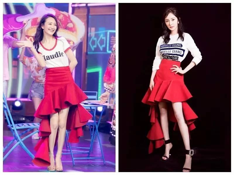 红黑榜 | 刘亦菲王子文撞衫, 看得我尴尬了
